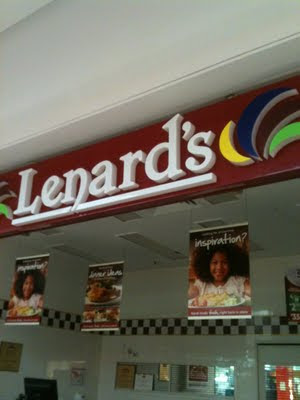 Lenards Chicken: How positively unAustralian of you!!