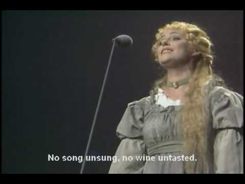 I Dreamed A Dream I could sing like Ruthie Henshall