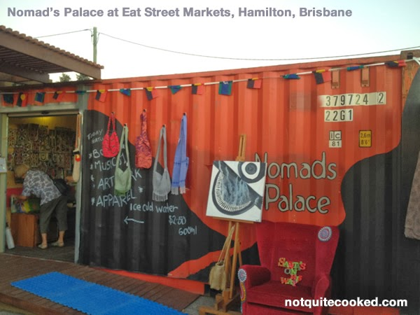 Nomad's Palace at Eat Street Markets