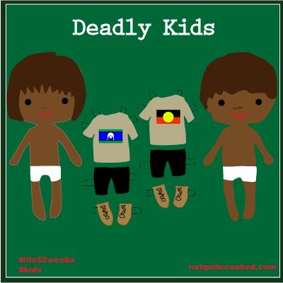 52 Week Challenge – Week 2 – KIDS