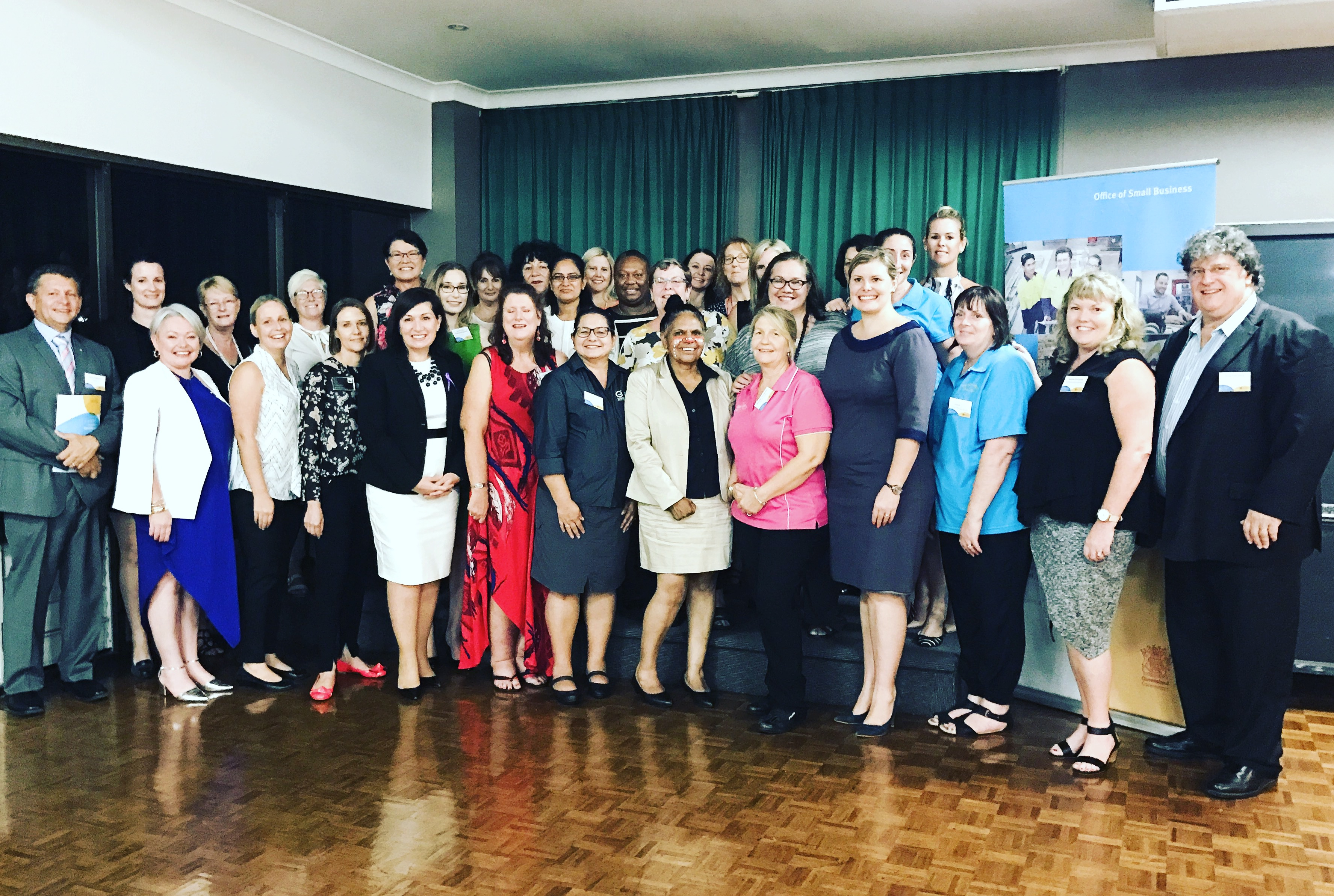 International Women's Day  Women in Business event in Pine Rivers.
